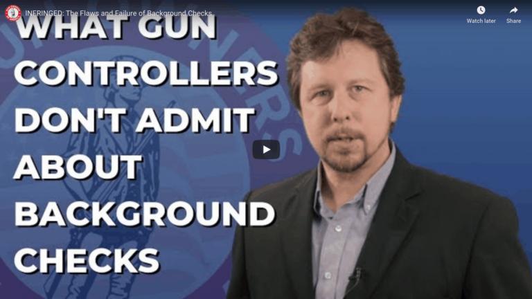 background checks fail every time